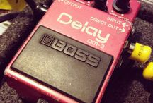 Effects Pedals / A collection of our reviewed guitar and bass effects pedals.