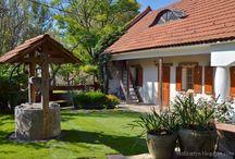 falusi házak