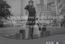 Confessions of a Shopaholic akka Shopholix :) / Collection of quotes from all over - Confessions of a shopaholic