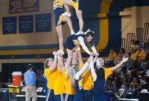 cheerleading / by Megan Lindner