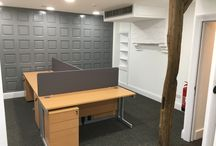 Go-Tec / Check out how our talented team turned a bistro into an office for Go-Tec, an independent nursing agency in Kent.