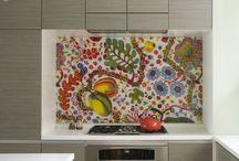 Kitchen Splach  Back / House