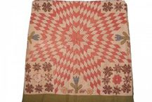 Antique Quilts / Milne's At Home Antiques in Kingston has a large selection of antique quilts for your Hudson Valley home