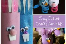 Easter / Fun activities for kids with an Easter theme