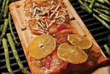 Grilled Fish & Seafood Recipes / by Blue Rhino