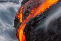 Fire from Earths' Core / by Marney Bowers
