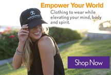 Empowering Gear / Hats & Tee Shirts