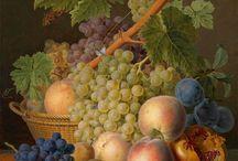 Csendéletek szőlővel