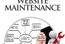Website Maintenance Services / Let us make your website changes you need as often as you like.