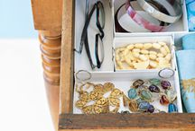 ORGANIZATION / Things that help cut the clutter and help things run more simply and smoothly