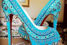 Latest shoes trends / Dikke zolen