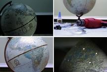 Globes / by Pamela Brown
