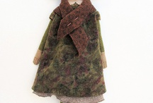 sewing / Fabric dolls