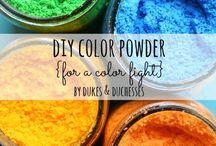Colour fight