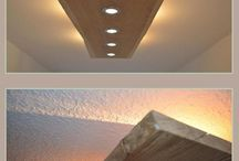 diy ceiling light