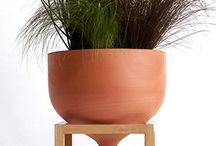 furniture and vessels for greenery