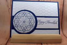 Hanukkah / For those that celebrate the Jewish Holiday of Hanukkah, it is some inspirational ideas.