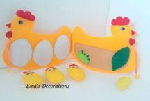 Velikonoce / Velikonoční nápady, recepty a tvoření