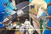 Anime - Zero kara Hajimeru Mahou no Sho