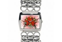 Modish Ed Hardy Watches