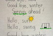 Kindergarten Spring Activities