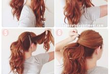 Hairstyle / Hairstyle