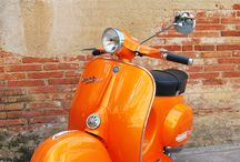 Vespa s' only / by Christel Meeus