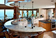KITCHENS!!!! / To my future husband... If you want to eat, give me a reason to cook!  / by Jen Mags