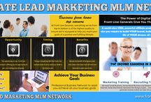 Affiliate Lead Marketing MLM Network