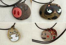 piedras animales