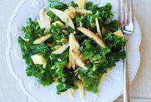 Healthy delicious meals