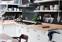 Kitchen ideas / by Amanda Tollstam