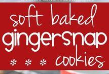 xmas baking