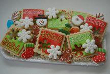 Christmas food/bake