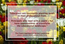 Coach Approach to School Leadership