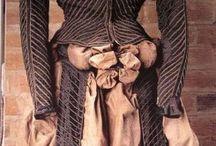 Male 16th century garb