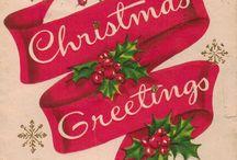 Vintage Christmas Style