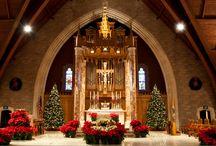 Christmas at Saint Theresa Church