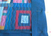 Quilts - binding & facing