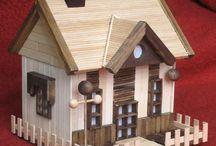 Maket evler