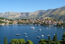 Cavtat, Croatia / Tour Location for our painting tours