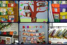 Decoración Bibliotecas Escolares