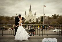 My Wedding Location & Spaces / My New Orleans Wedding / by Christina Alfonso