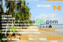 Diciembre 2016 - Recreativas MTB Costa Rica / Recreativas MTB en Costa Rica para el mes de Diciembre 2016