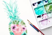 Pretty Watercolor
