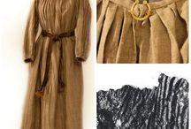 Słowiańszczyzna zachodnia strój kobiecy
