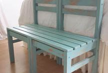BENCH IDEAS DIY