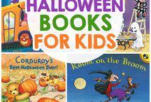 Children's Books for Fall / Best children's books for fall, children's books about pumpkins, children's story books, toddler books, preschool books about fall, children's books about fall