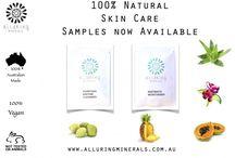 Natural Skincare Samples