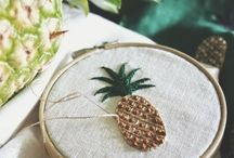 Pineapples / by Kathleen Doherty